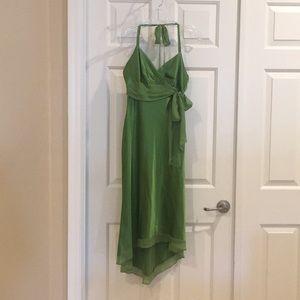 BCBG MaxAzria Formal Dress Green
